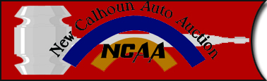 New Calhoun Auto Auction